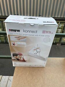 Beurer Monogram Konnect Smart Heated Mattress Cover Alexa Heated Blanket King