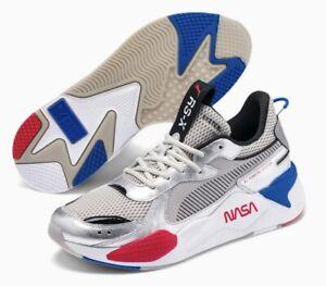 Puma RS-X Space Agency Nasa Puma Men's 10 US / 43 EU Silver grey Shoes 372511-01