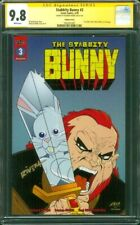 Stabbity Bunny 3 CGC SS 9.8 Rivera Incredible Hulk 340 Homage 2018 Variant Cover