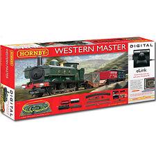 HORNBY Digital Set R1173 Western Master Train Set with eLink interface unit