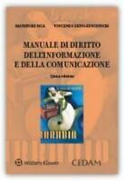MANUALE DI DIRITTO DELL'INFORMAZIONE E DELLA COMUNICAZIONE, CEDAM, SICA(5°EDIZ.)