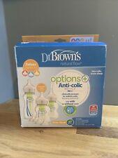 Dr. Brown's DRBPLUS-WB03605 Baby Bottle Set