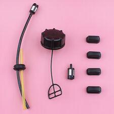 Fuel Filter Line Hose Grommet Kit For Honda GX35 GX 35 Rubber Mount Tank Cap