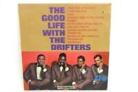 "Vintage Record LP 33 RPM 12"" The Good Life With The Drifters Atlantic 8103 R&B"