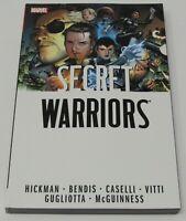 SECRET WARRIORS Complete Collection Volume 1 NEW 2015 Marvel Comics TPB GN