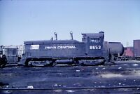 Original Slide Penn Central Railroad Switcher 8653 1974