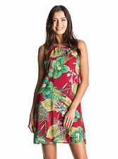 Roxy Cuba Dress - Women's - Small, Salsa Havana Flower (RZM6)