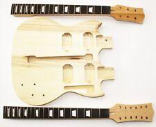 Body e Neck, chitarre corpo chitarra collo per double neck chitarra elettrica