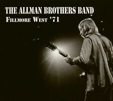 The Allman Brothers Band - Fillmore West '71 (4-CD) - Classic Rock