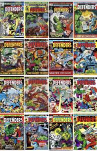 DEFENDERS FULL RUN+ OVER 160 BOOKS ALL PICTURED HIGHER GRADE LOT - MAKE OFFER!!!