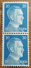 20 Pfg Pfennig Deutsches Reich 2er Postfrisch MiNr. 791(1E9)