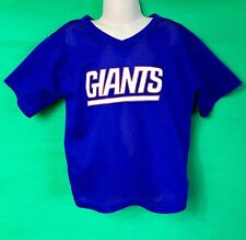 T136 NFL New York Giants Mesh Franklin Jersey / Top Youth/Kids' small