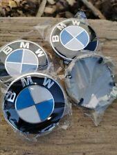 4x BMW Nabendeckel 68mm Nabenkappen Felgenkappen