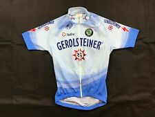 Gerolsteiner Nalini Cycling Jersey Men's Size XS 1 UCI ProTour Specialized Skoda