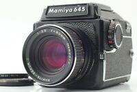 [ Attention!! ] Mamiya M645 Sekor C 80mm f2.8 Lens Waist Level Finder from JPN 1