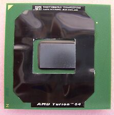 AMD turione 64 ML-32 TMDML 32BKX4LD processore 1.80GHz 512KB CACHE SOCKET 754