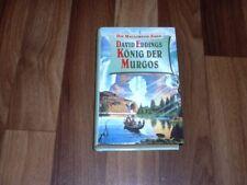David Eddings -- MALLOREON-SAGA  # 2 // König der Murgos / Hardcover 1996