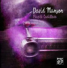 DAVID MUNYON - STOCKFISCH - SFR357.6083.2 - PURPLE CADILLACS - CD