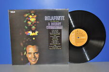 Harry Belafonte to wish you a merry Christmas D '71 RCA LSA 3501 Vinyl LP clean