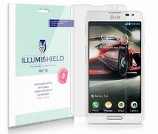 iLLumiShield Anti-Glare Screen Protector 3x for LG Optimus F7 (LG870 / US780)