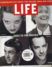 BETTE DAVIS MERYL STREEP JIMMY STEWART TOM HANKS Life 1999 OSCARS THEN & NOW