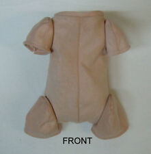 "Doe Suede Body for 17-18"" Dolls 3/4 Jointed Arms 3/4 Jointed Legs #1492"