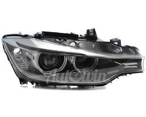 BMW 3 SERIES F30 F31 HEADLIGHT BI-XENON RIGHT SIDE ORIGINAL OEM NEW 63117314532