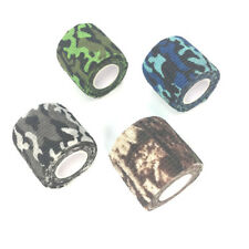 Adhesive Camouflage Camo Hunting Riffle Gun Wrap Stealth Cotton Duct Tape
