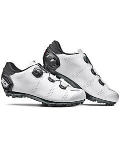 Sidi Speed MTB Shoes, White/White