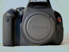 Canon EOS Rebel T3i 18.0MP Digital SLR Camera - Black. Body only