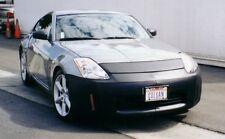 Colgan Front End Mask Bra 2pc. Fits Nissan 350Z 2003 2004 2005 W/O Front Tag