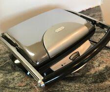 DeLongi RETRO All-in-One Contact Grill & Panini Press CGH800-U