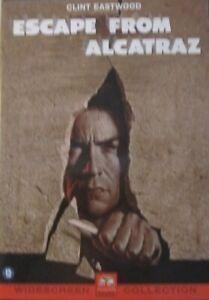 ESCAPE FROM ALCATRAZ   - DVD