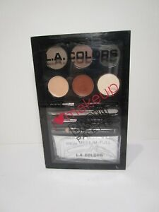 L.A. Colors I Love Makeup Brow Palette 11 Pieces *FREE SHIPPING!