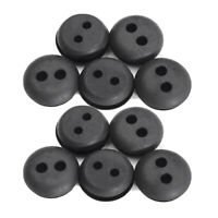10X Fuel Gas Tank Rubber Grommet Replacement For Stihl Husqvarna Trimmer Cutters