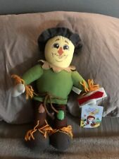 "Wizard of OZ SCARECROW Plush Stuffed DOLL 18"" Toy Factory"