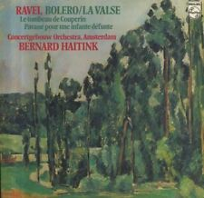 Ravel: Bolero / La Valse (Holland 1977) : Bernard Haitink