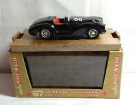 BRUMM 1:43 SCALE 1940 FERRARI 815 SPORT 75 HP MILLE MIGLIA - BLACK - R67 - BOXED