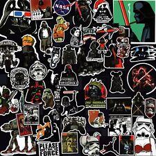 Star Wars Stickers 50+ Designs! Car Laptop Skateboard Waterproof Wall Vinyl