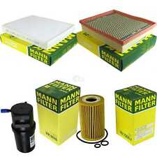 MANN-FILTER Set For VW Amarok Flatbed Truck/Chassis S1B 2.0 Tdi