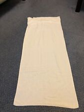 Double length Pillow case # White COTTON # BN WITHOUT tags