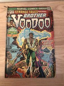 Marvel STRANGE TALES #169 1st Brother Voodoo & Origin -LOWE GRADE COMPLETE
