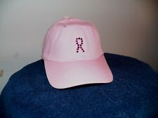 2 BREAST CANCER PINK BALL CAPS NEW WITH TAGS