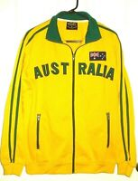 OUTBACK AUSTRALIA UNISEX SIZE MEDIUM ZIP UP SWEATER FREE POSTAGE