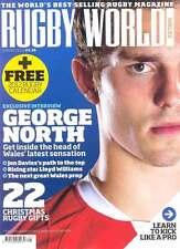 RUGBY WORLD MAGAZINE January 2012