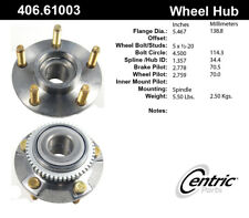 Wheel Bearing and Hub Assembly-C-TEK Hubs Front Centric fits 1994 Ford Mustang
