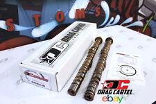 Drag Cartel Stage 2.2 Endurance Camshafts (Cams) Honda K20 K20A K20Z3 K24 K24A2