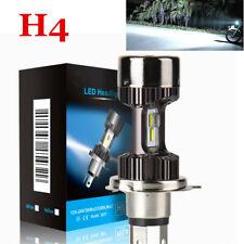 Upgrade H4 LED Motorcycle Headlight 30W 6000K Replace Kit Hi/Lo Beam Bulb Lamp