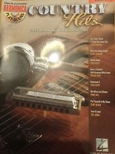 Country Hits For Harmonica With Play Along CD Vol 6 - Sheet Music
