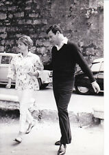 Simone Signoret Yves Montand Original Vintage circa 1960
